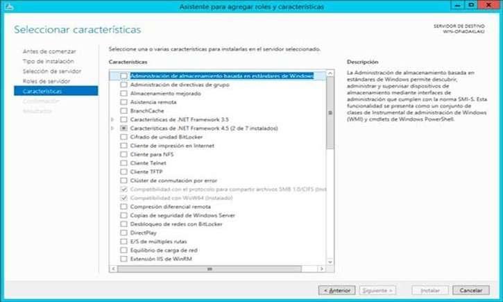 caracteristicas de windows server 2012 r2