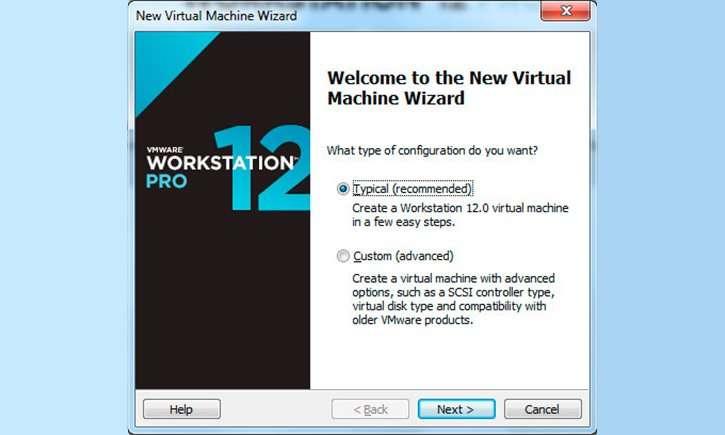 maquina virtual vmware