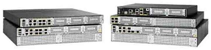 routers cisco 4000 series de capa de distribucion