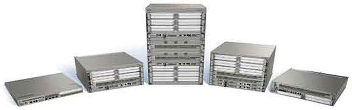 routers cisco asr 1000 de capa de nucleo