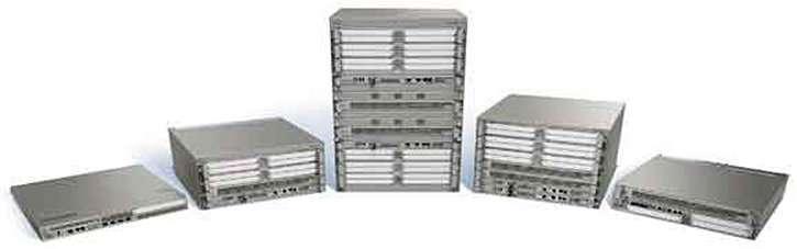 routers cisco asr 1000 de capa de nucleo