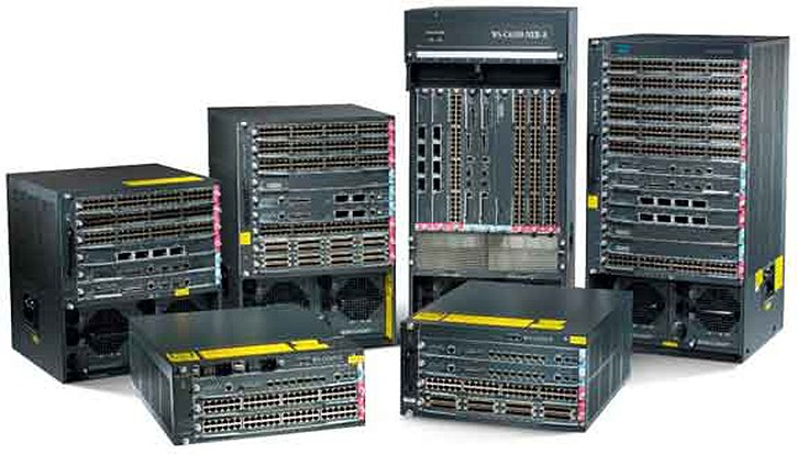 switches cisco catalyst 6500 de capa de nucleo