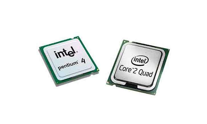 CPU de la computadora