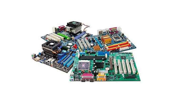 motherboard de la computadora